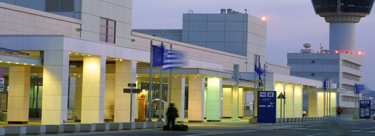 athens airport taxi transfers and shuttle service