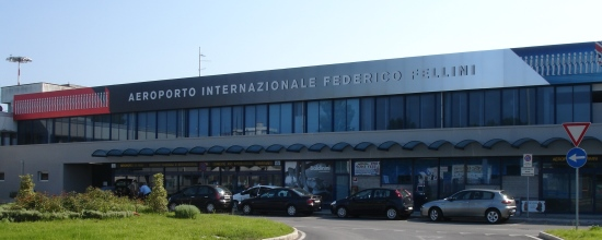 rimini federico fellini airport taxi transfers and shuttle service