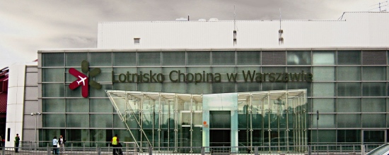 warsaw chopin airport taxi transfers and shuttle service
